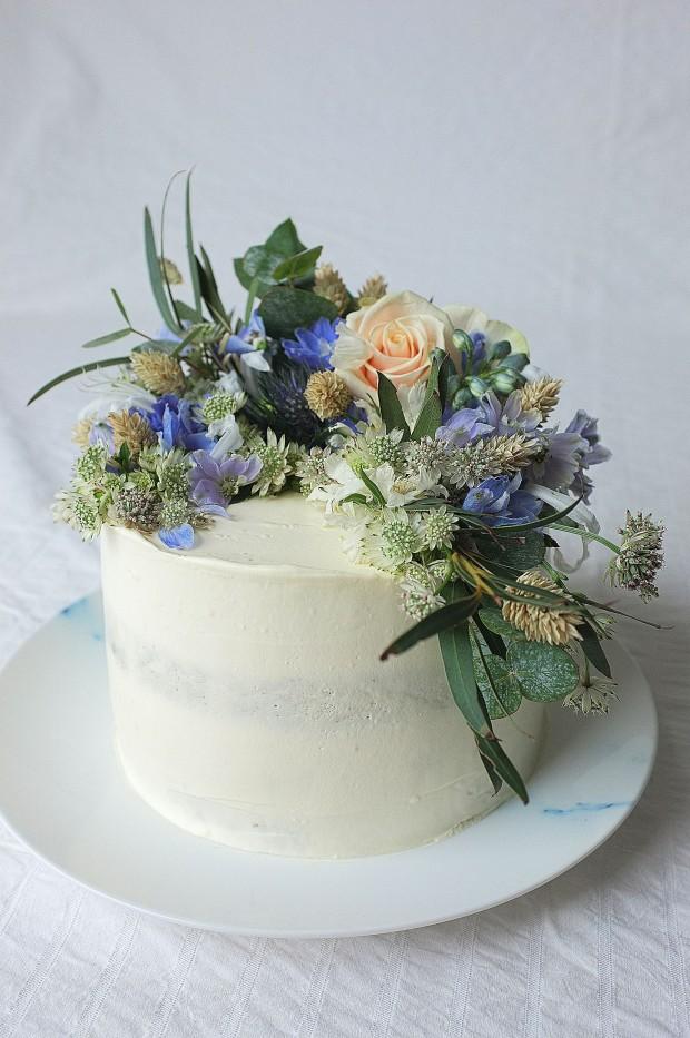 Pistachio Cream Filling For Cake