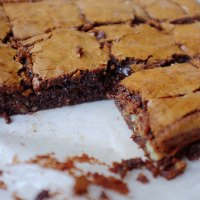 Maple Pecan Brownies